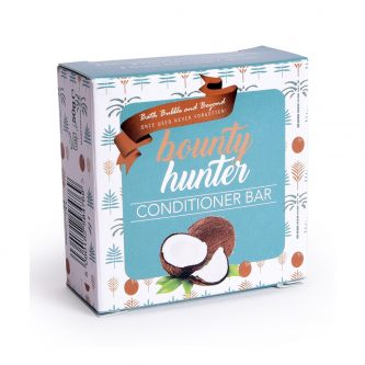 Bath Bubble and Beyond Bounty Hunter Conditioner Bar