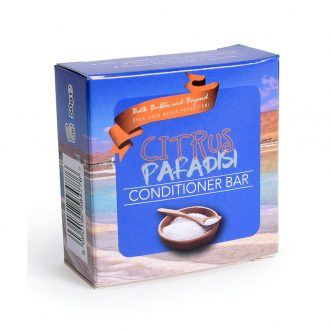 Bath Bubble and Beyond Citrus Paradisi Conditioner Bar