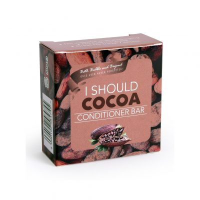 Bath Bubble and Beyond I Should Cocoa Conditioner Bar