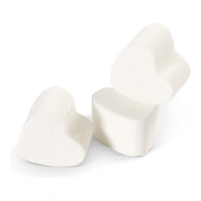 Bath Bubble and Beyond Snowmusk Mini Bath Hearts x6