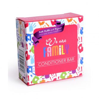 Bath Bubble and Beyond We are Family Conditioner Bar
