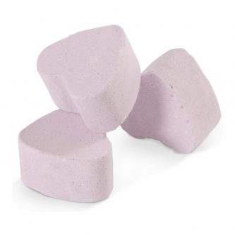 Bath Bubble and Beyond Wild Lavender Mini Bath Hearts X6