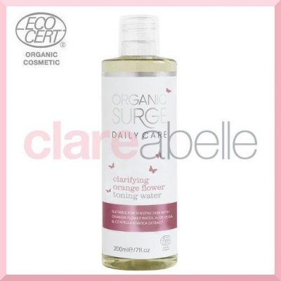 Clarifying Orange Flower Toner 200ml
