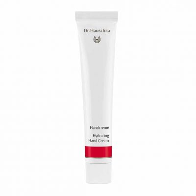Dr. Hauschka Hydrating Hand Cream soothes, nourishes and protects hands from cold, harsh or dry conditions. Bryophyllum has intense regenerative and hydrating properties, supporting the skin's natural processes of renewal.