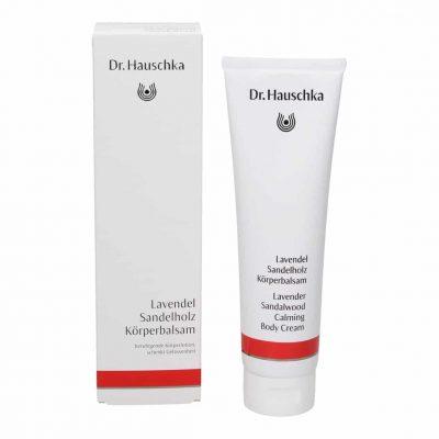 Dr Hauschka Lavender Sandalwood Calming Body Cream 145ml