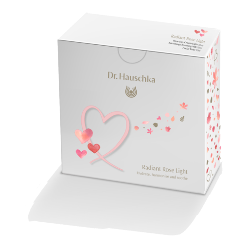 Dr. Hauschka Radiant Rose Light Gift Set