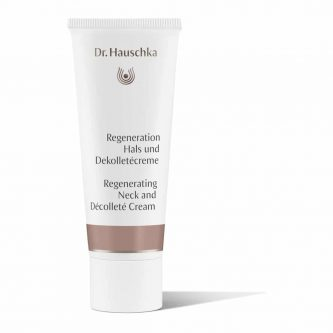 Dr Hauschka Regenerating Neck and Decollete Cream 40ml