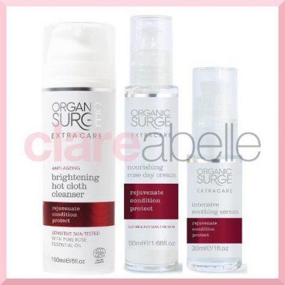 Natural Organic Face Care Kit