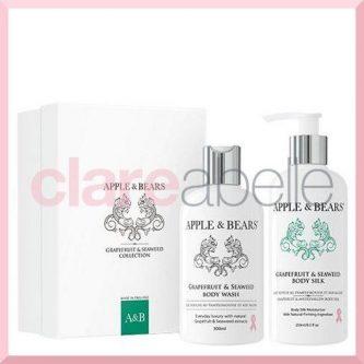Grapefruit & Seaweed Luxury Body Care Gift Set