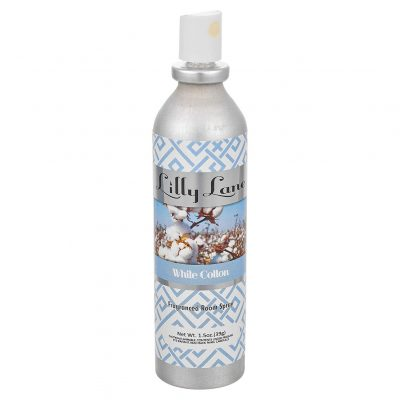 Lilly Lane White Cotton Room Spray