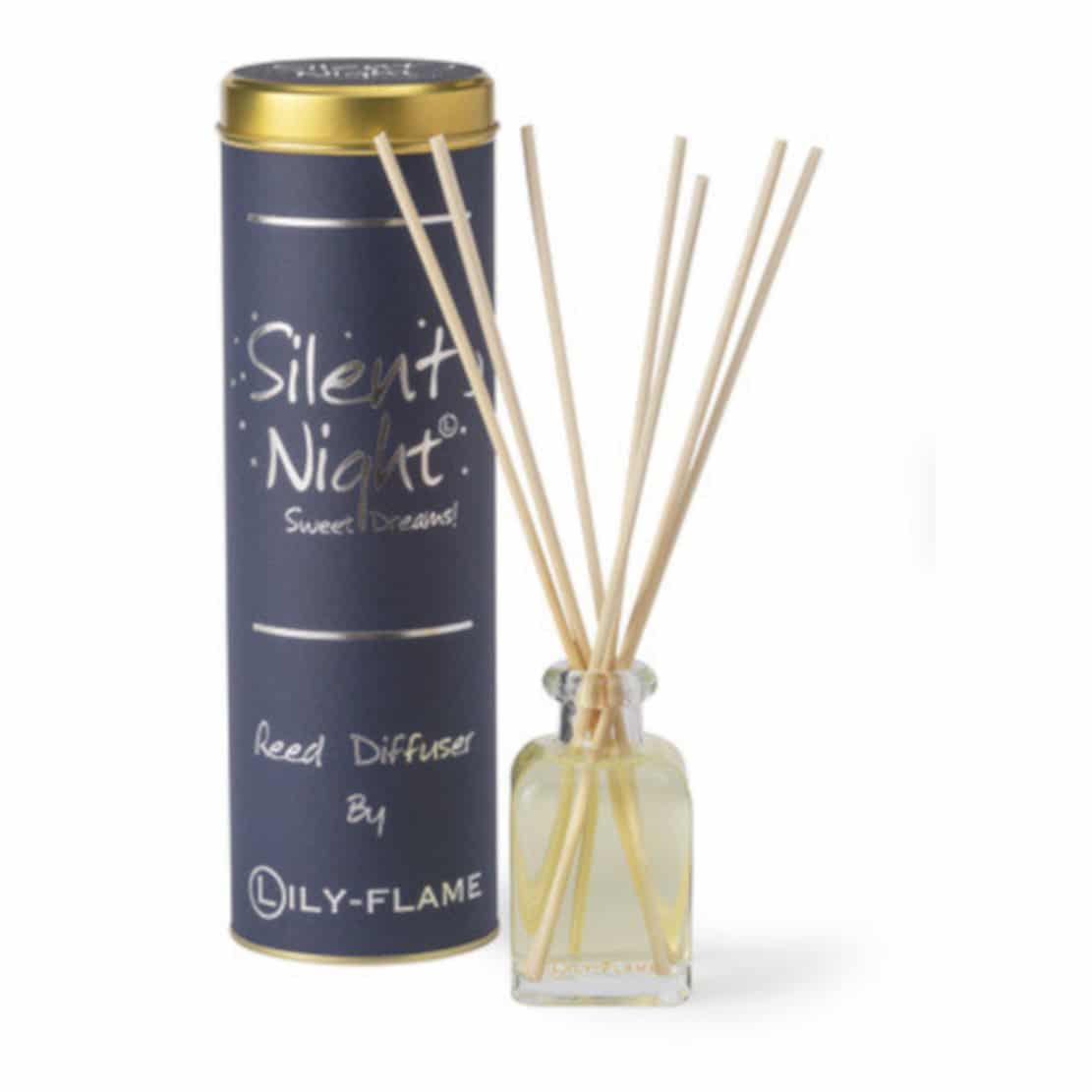 Lily Flame Silent Night Reed Diffuser