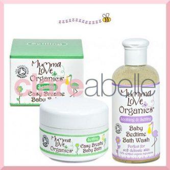 Baby Balm & Bath Wash