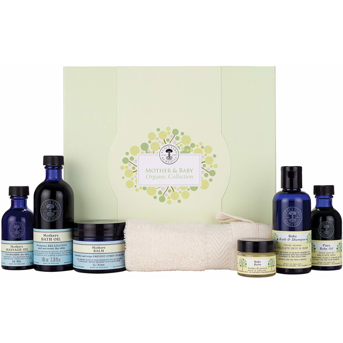 Neal's Yard Remedies Mother And Baby Organic Collection