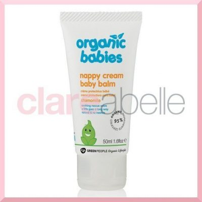 Nappy Cream Baby Balm 50ml