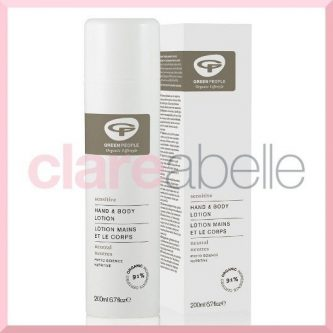 Neutral/Scent Free Hand & Body Lotion 200ml