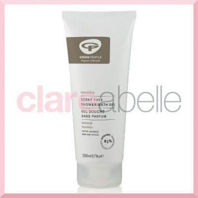 Neutral Scent Free Shower Gel 200ml