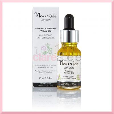 Nourish Radiance Firming Facial Oil 15ml