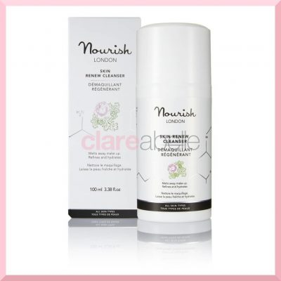 Nourish Skin Renew Cleanser 100ml