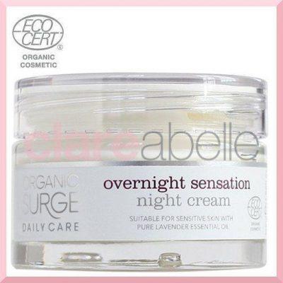 Overnight Sensation Night Cream 50ml