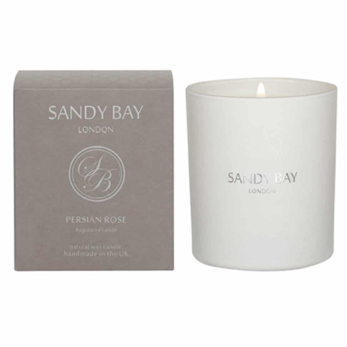 Sandy Bay Persian Rose 30cl Candle