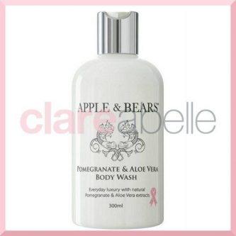 Pomegranate & Aloe Vera Body Wash 300ml