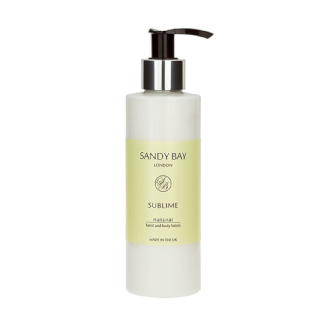 Sandy Bay Sublime 200ml Hand & Body Lotion