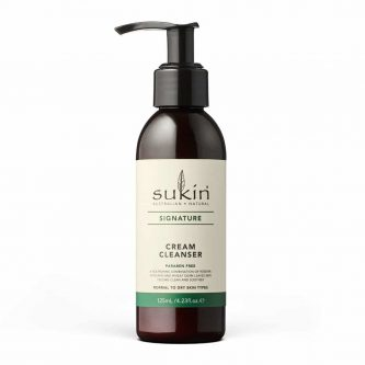 Sukin Cream Cleanser 125ml
