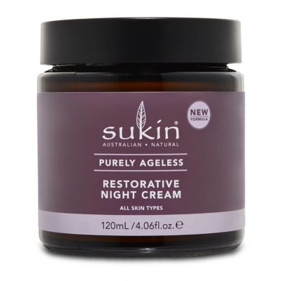 Sukin Purely Ageless Restorative Night Cream 120ml