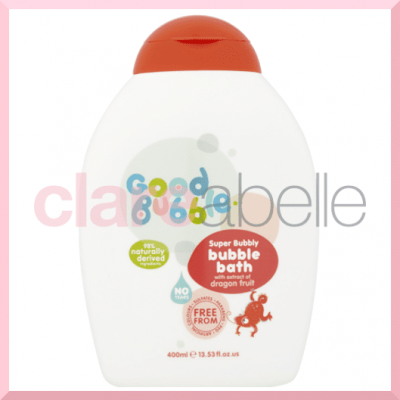 Super Bubbly Bubble Bath with Dragon Fruit Extract 400ml