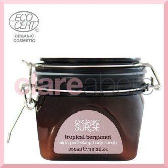 Tropical Bergamot Body Scrub 250ml