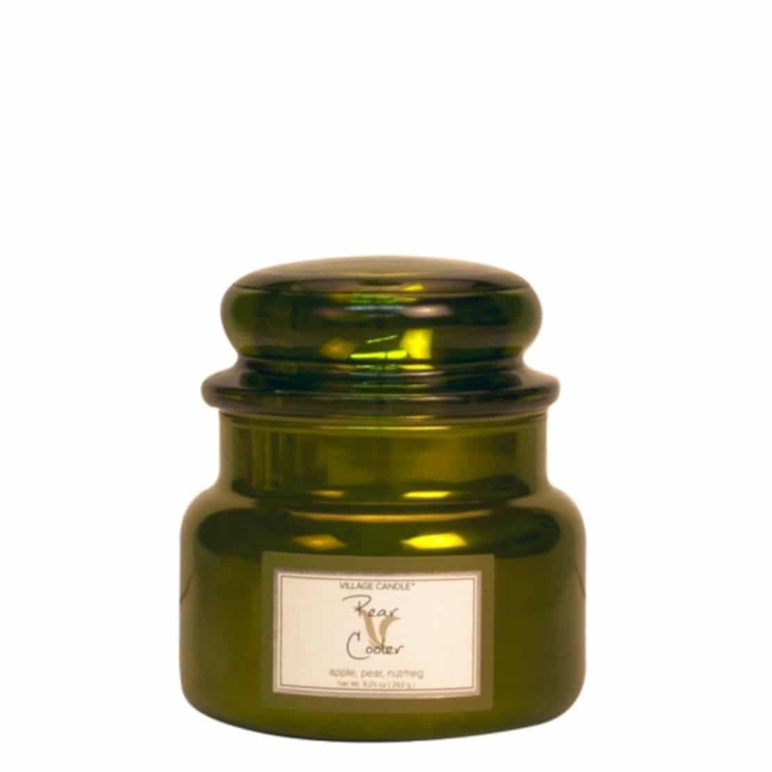 Village Pear Cooler 11oz Small Jar Candle