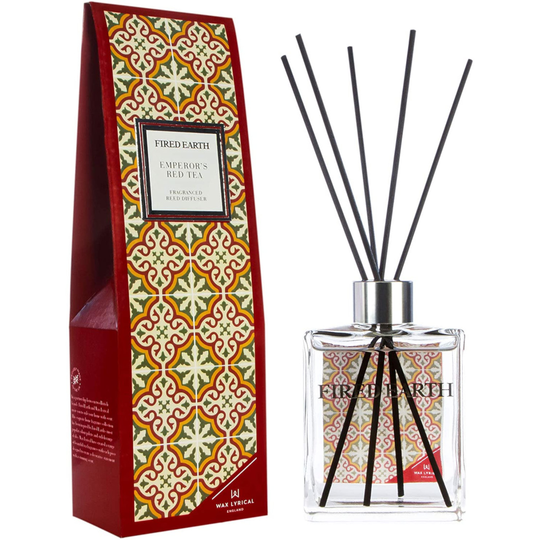 Wax Lyrical Emperors Red Tea 180ml Reed Diffuser