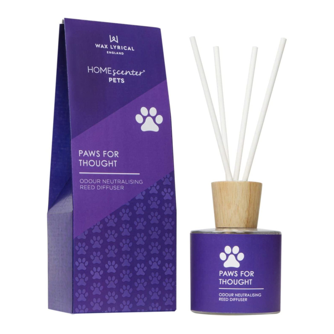 Wax Lyrical Paws for Thought 180ml Reed Diffuser