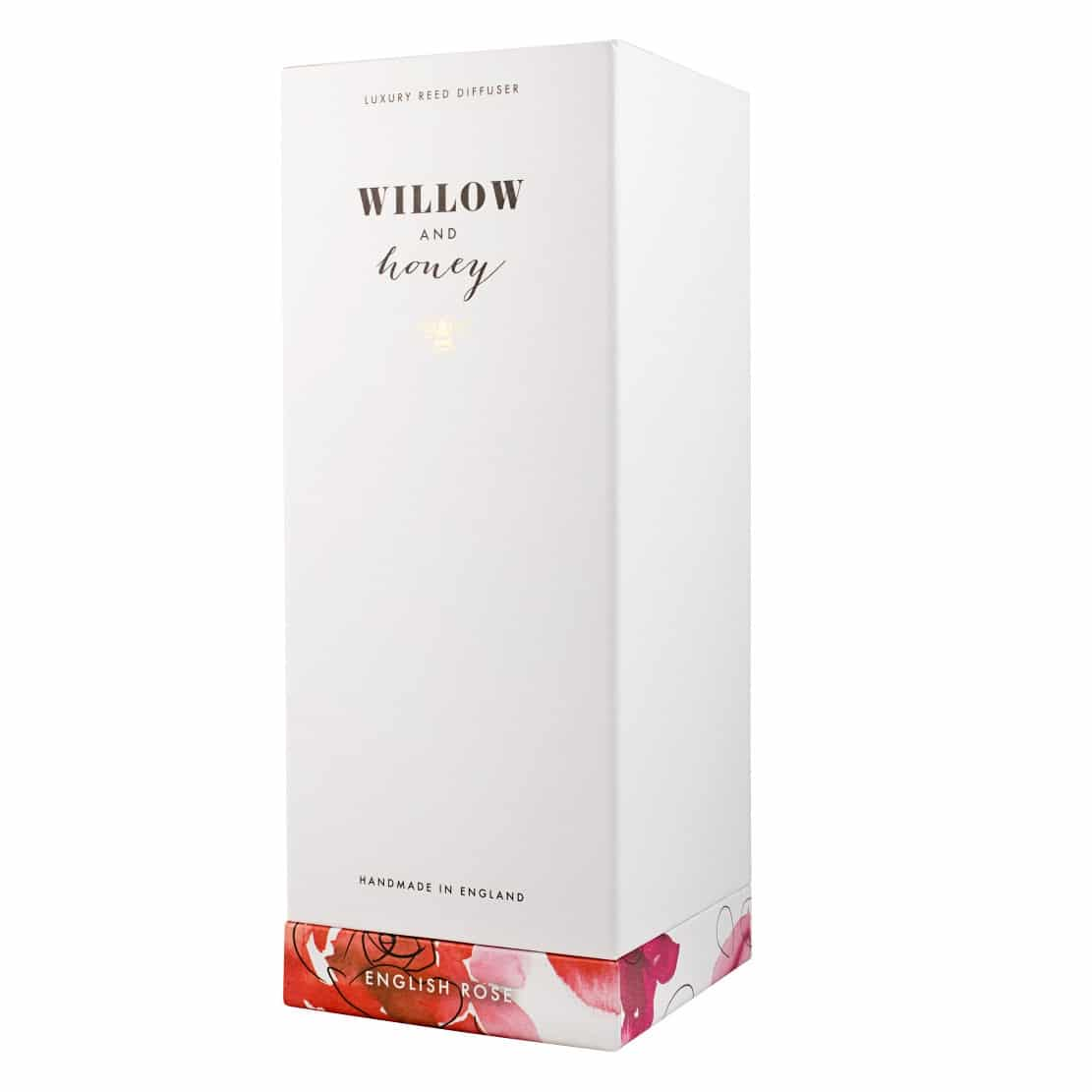 Willow and Honey English Rose Diffuser 200ml