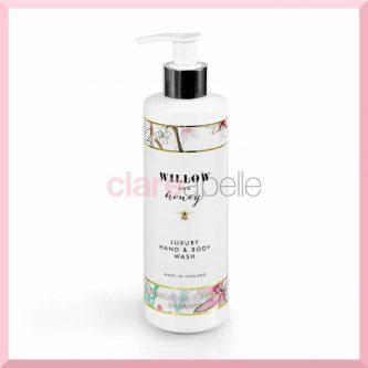 Willow and Honey Himalayan Cedar & Jasmine Hand & Body Wash 250ml