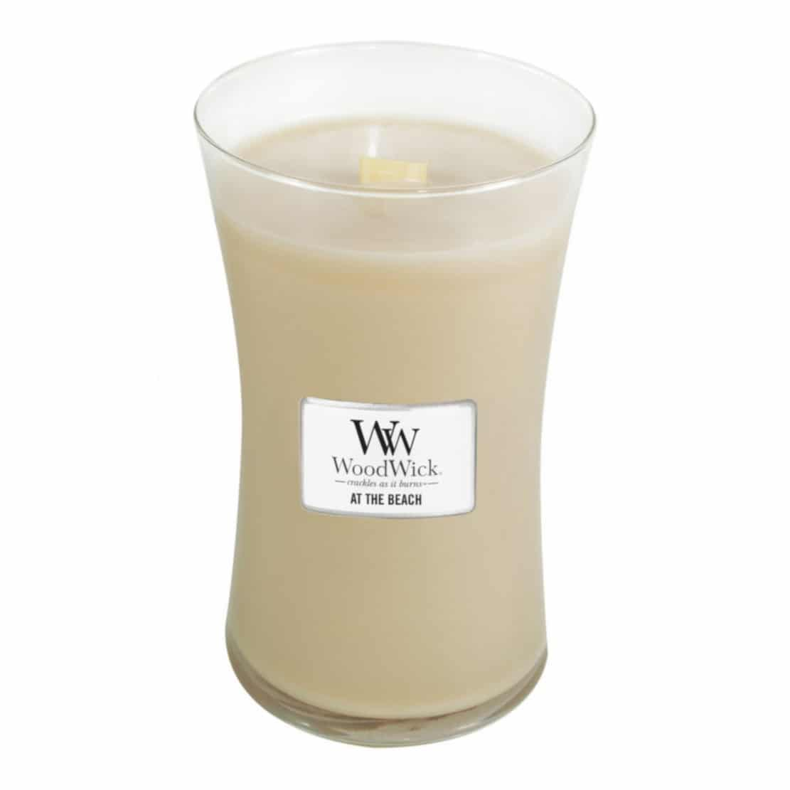 Woodwick At The Beach Large Jar Candle