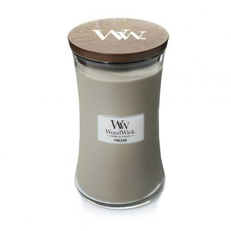 Woodwick Fireside Large Jar Candle