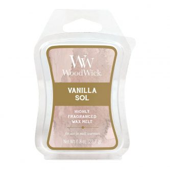 Woodwick Vanilla Sol Wax Melt