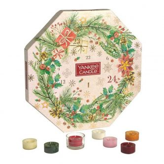 Yankee Candle Advent Christmas Wreath