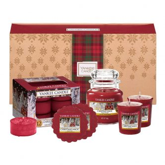 Yankee Candle Alpine Christmas Magic Fragrance Set