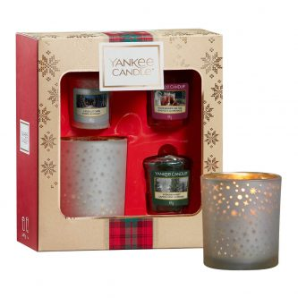 Yankee Candle Alpine Christmas Magic Vortive Set