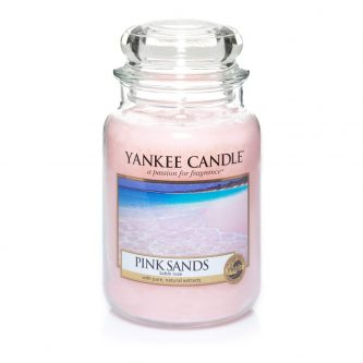 Yankee Candle Pink Sands Large Jar