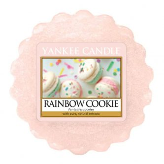Yankee Candle Rainbow Cookie Wax Melt Tart