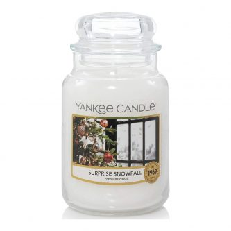 Yankee Candle Snowfall Surprise Large Jar