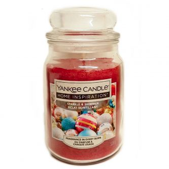Yankee Candle Sparkle and Shimmer Large Jar