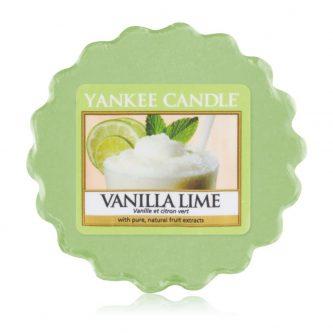 Yankee Candle Vanilla Lime Wax Tart