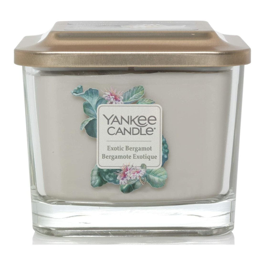 Yankee Candle Elevation Exotic Bergamot Medium Jar