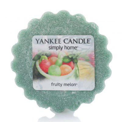 Yankee Candle Fruity Melon Wax Tart