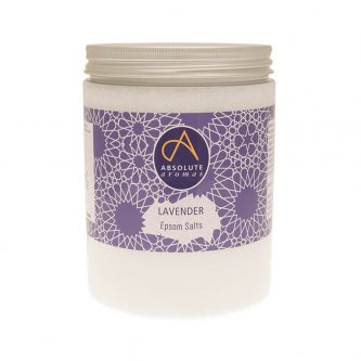 Absolute Aromas Lavender Epsom Salts 1150g