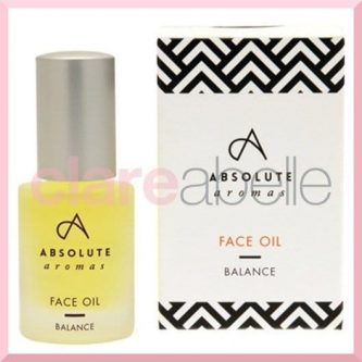 Absolute Aromas Balance Face Oil 15ml